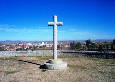 Cruz-vistas desde ermita