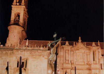 Cristo de la Misericordia. Semana Santa hinojosa