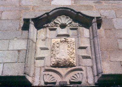 Dos torres escudo nobiliario