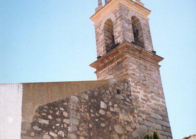 Iglesia de San Pedro, Villaralto