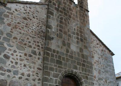 Portada. Iglesia de Santiago