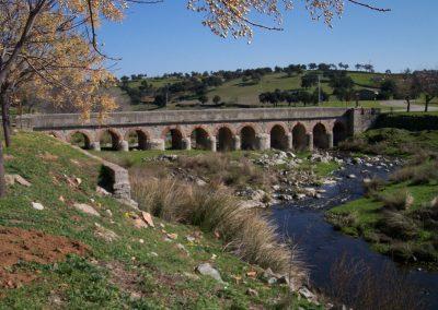 puente de piedrasantas (pedroche)