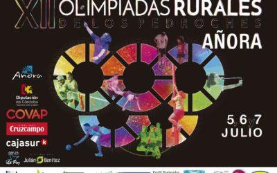 XII Olimpiadas Rurales de Los Pedroches